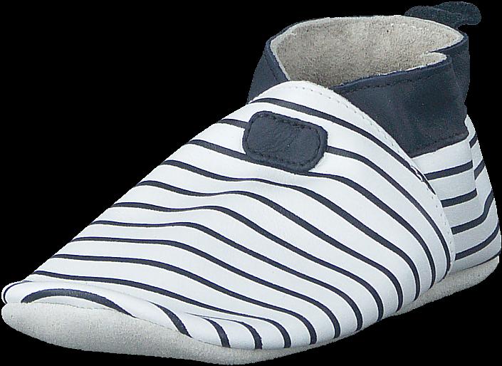 Bobux Stripes Navy