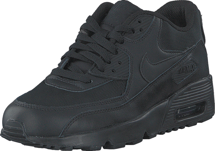 Nike - Air Max 90 Mesh Bg Black/Black