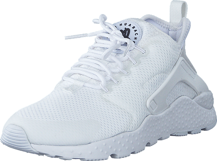 Nike Wmns Air Huarache Run Ultra White/White-Black