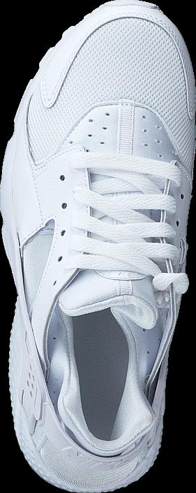 Nike - Nike Huarache Run Bg White/White-Pure Platinum