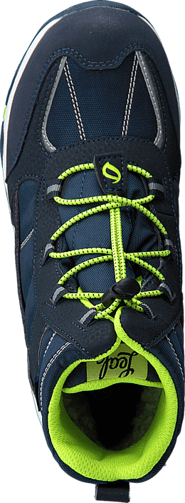 Leaf Haugesund Waterproof Navy/Lime