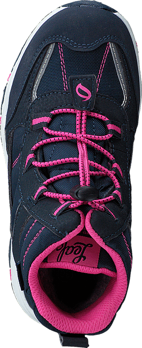 Leaf Haugesund Waterproof Navy/Pink