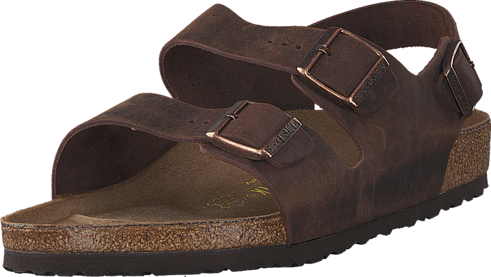 Birkenstock - Milano Regular Leather Habana
