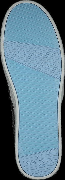 Toms - Wm Ava Slipon Pewter Metalic Linen