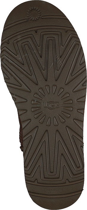 UGG - Classic Mini II Chestnut