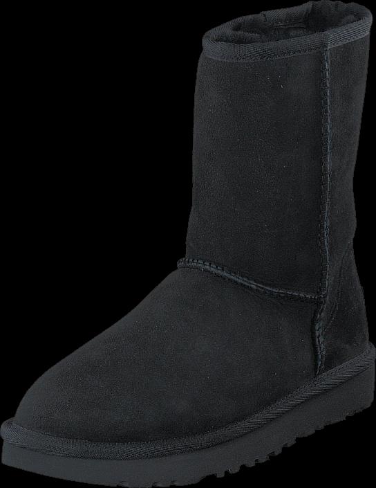 UGG - Classic Short II Black