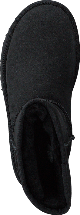UGG Australia - Classic Short II Black