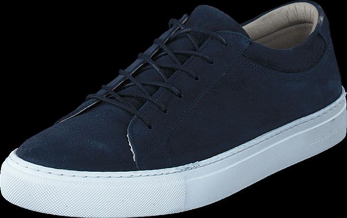 Footway SE - Jack & Jones Galaxy Suede Navy Blazer, Skor, Sneakers & Sportskor, Låga sneakers 847.00