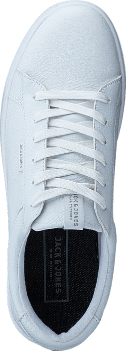 Jack & Jones Sable Pu Bright White