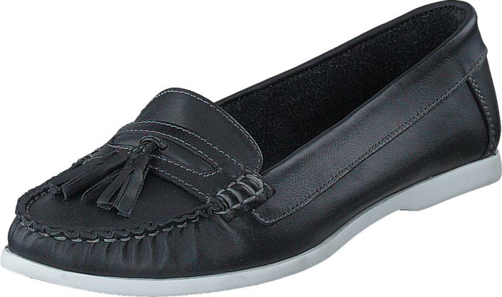 Bianco - Tassel Tailor Loafer JFM17 10 Black