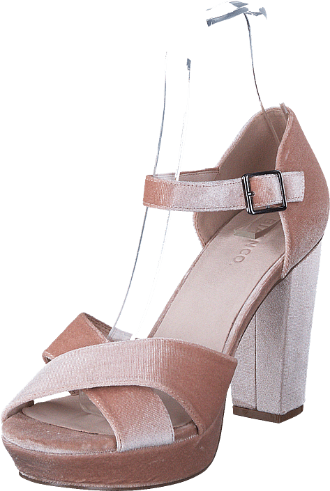 Bianco Clean Basic Sandal JFM17 Rose