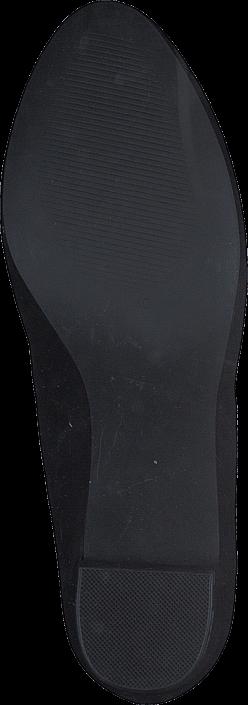Bianco Blok Heel Pump AMJ17 10 Black
