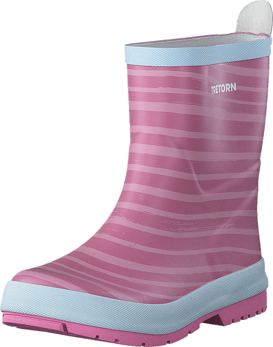 Tretorn Sticky Stripes Soft Pink