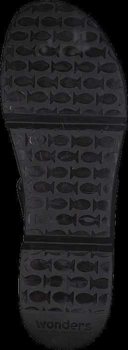Wonders - C-4401 Pergamena Negro