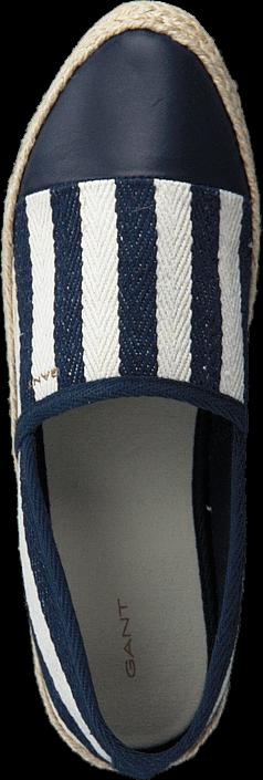 Gant 14571621 Krista Slip-on G153 Marine/Bone Beige