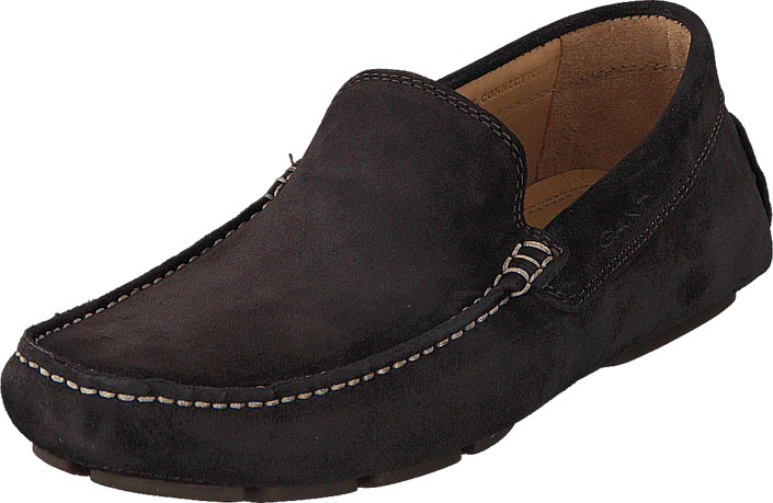 Gant 14673707 Austin Moccasin G46 Dark Brown