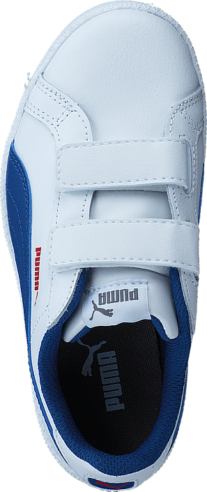 Puma - Smash Fun L V PS 012 Wht/Blue