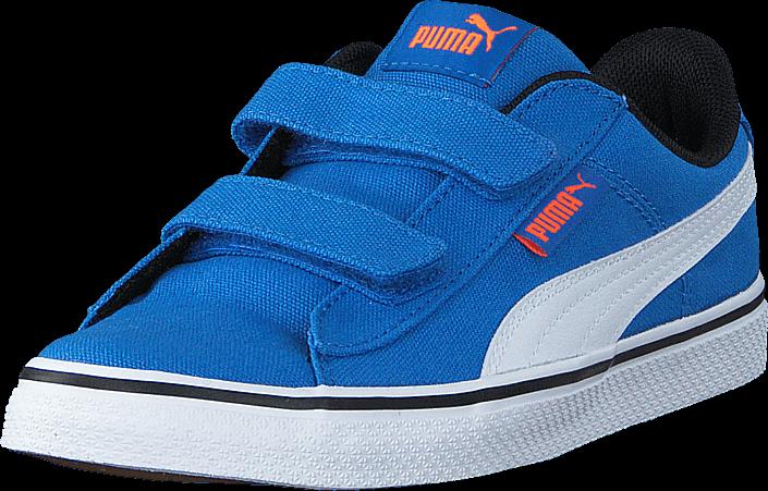 Footway SE - Puma 1948 Vulc CV Ps 003 Blue, Skor, Sneakers & Sportskor, Låga sneakers, Blå, U 387.00