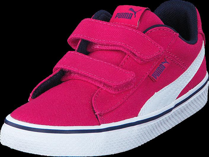Footway SE - Puma 1948 Vulc CV Kids 004 Pink, Skor, Sneakers & Sportskor, Låga sneakers, Rosa 337.00