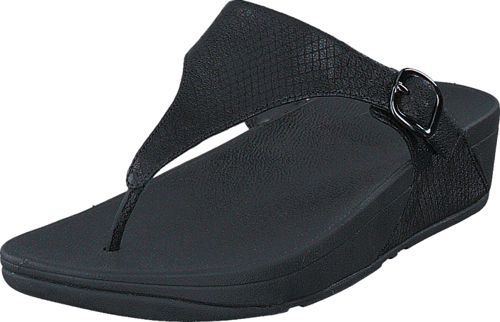 Fitflop - The Skinny Snake TP Black