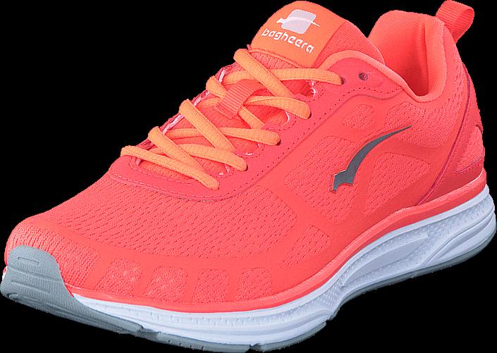 Footway SE - Bagheera Eclipse Memory Foam Coral, Skor, Sneakers & Sportskor, Löparskor, Rosa, 437.00