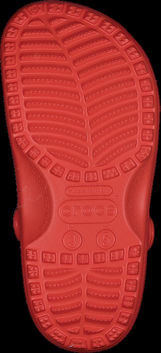 Crocs - Classic Clog Kids Tangerine