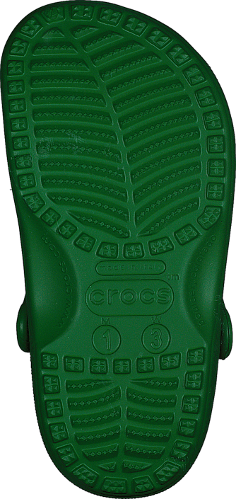 Crocs - Classic Clog Kids Kelly Green