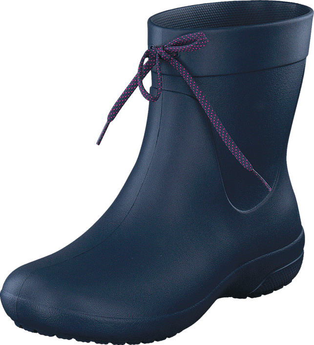 Crocs Crocs Freesail Shorty RainBoot Navy