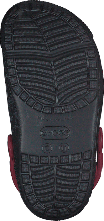 Crocs Crocs FunLabLights Darth Vader Black