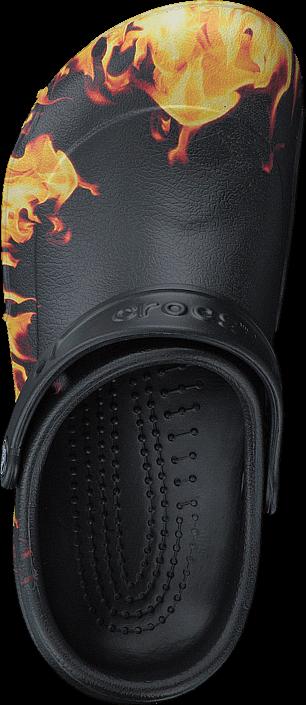 Crocs - Bistro Graphic Clog Black