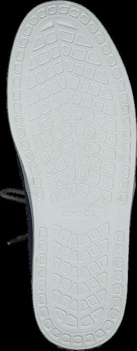 Crocs CitiLane Canvas Lace M Navy/White