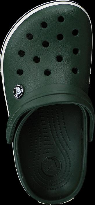 Crocs - Crocband Clog Kids Forest Green/Stucco