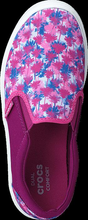 Crocs - CitiLane Novelty Slip-on K Pink Palm
