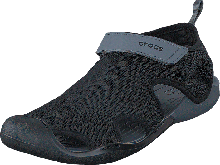 Crocs - Swiftwater Mesh Sandal W Black