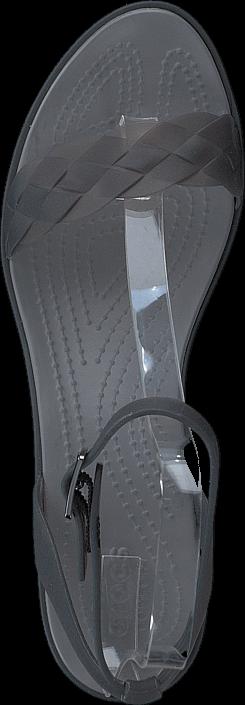 Crocs Crocs Isabella Block Heel W Black/Graphite