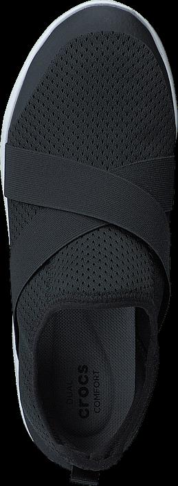 Crocs Swiftwater X-strap W Black/White