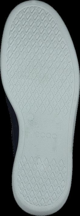 Ecco - 218033 Soft 4 True Navy/ White