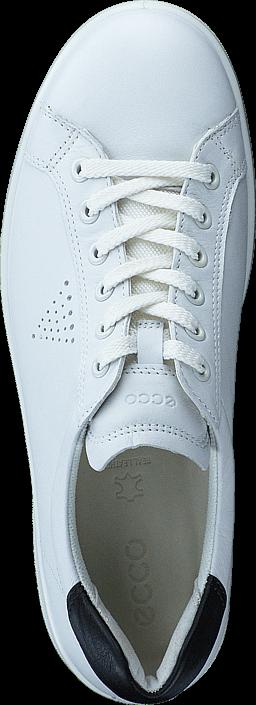 Ecco 218033 Soft 4 White/ Black