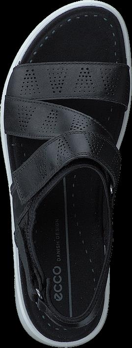 Ecco - 218533 Soft 5 Sandal Black/ Black