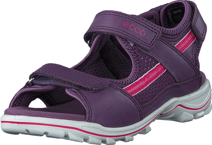 Ecco - 732142 Urban Safari Kids Grape/ Grape
