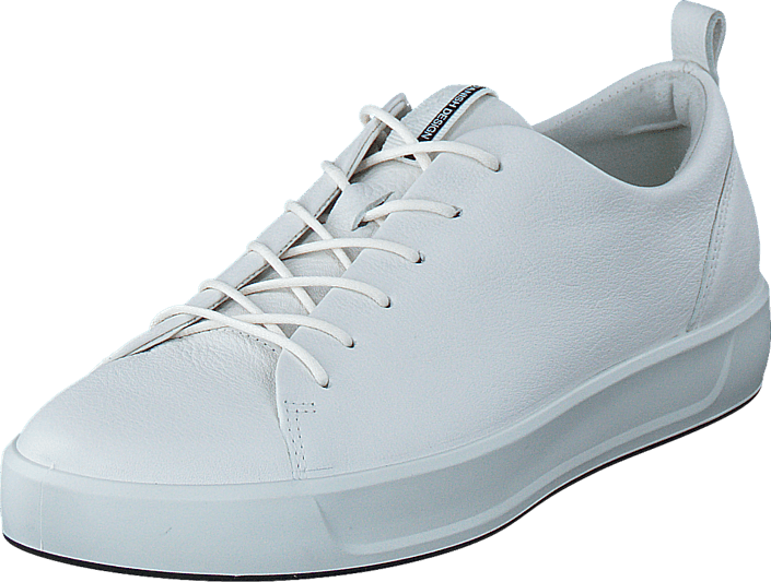 Ecco - 440503 Soft 8 Ladies White