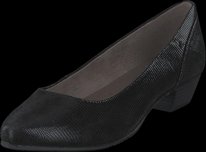 Jana - 8-8-22200-28 008 Black Struct