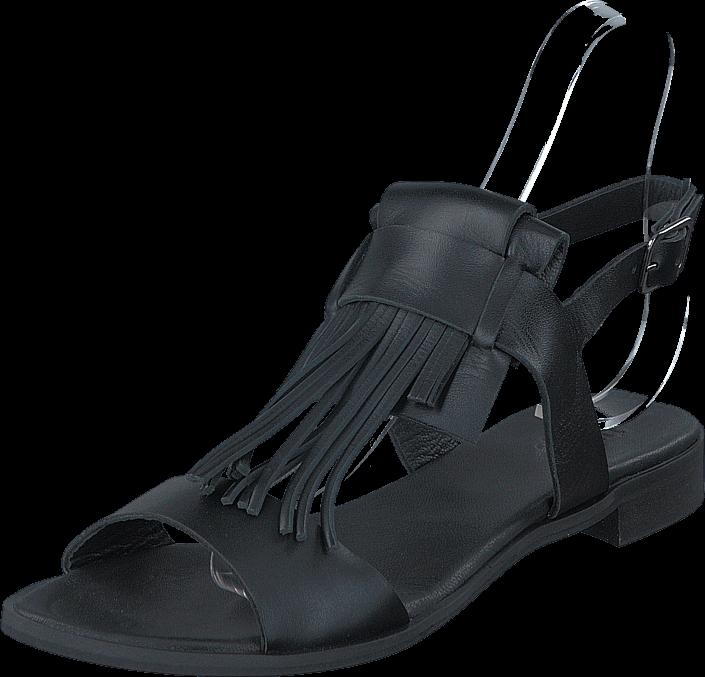 Twist & Tango - Mykonos Sandals Black