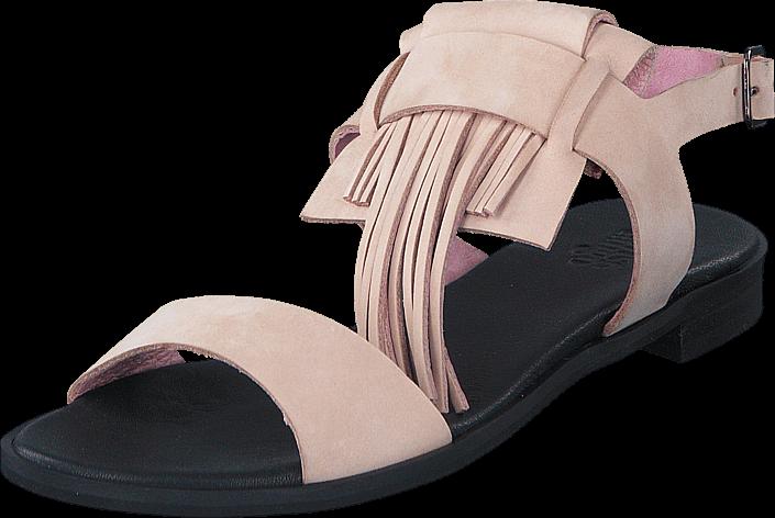 Twist & Tango Mykonos Sandals Pale Pink
