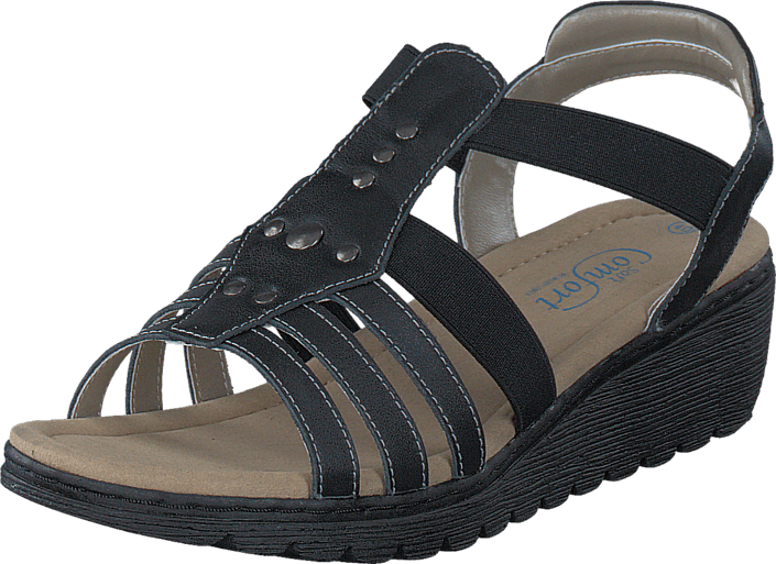 Soft Comfort Hellenius Black