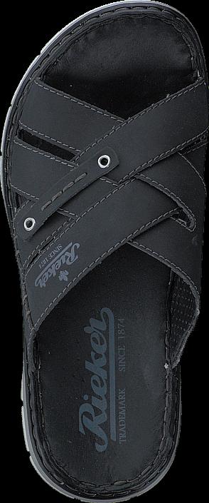 Rieker - 25199-00 Black