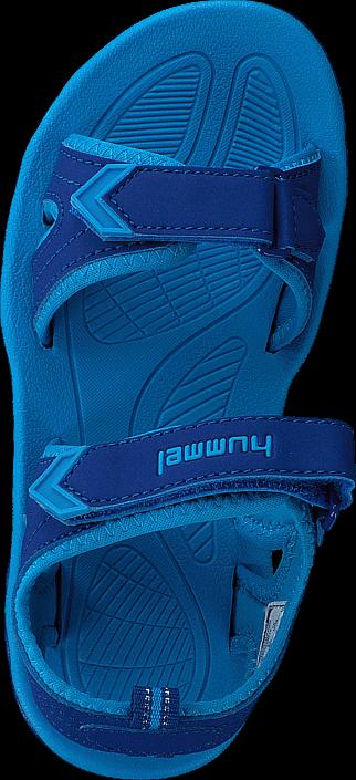 Hummel Sandal Sport JR Limoges Blue