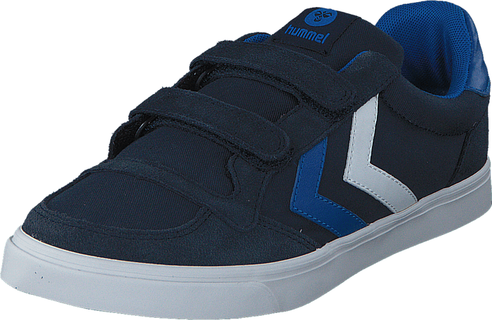 Hummel - Stadil Canvas Low JR Total Eclipse