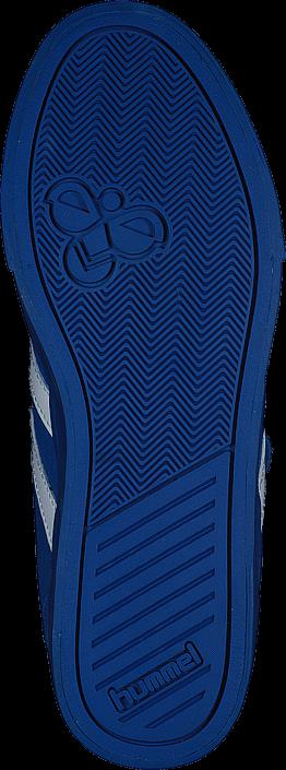 Hummel Slimmer Stadil Low JR Imperial Blue