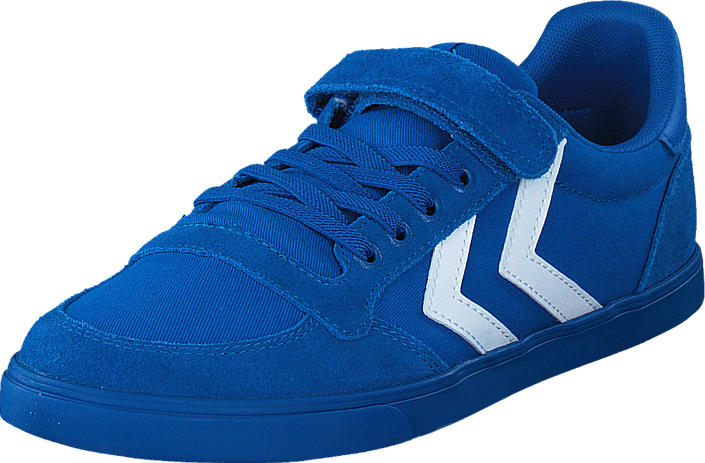 Hummel - Slimmer Stadil Low JR Imperial Blue